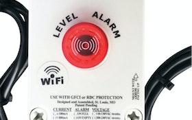 Level Alarms - Sump Alarm Wi-Fi  version outdoor tank alarm