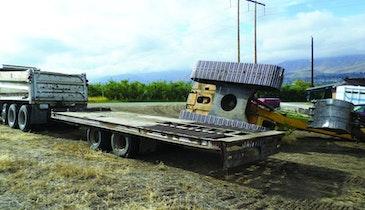 Disaster Strikes: Beware Of Equipment Transport Dangers