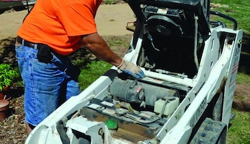 Maintenance Is Key To Protecting The Resale Value Of Your Mini Track Loader