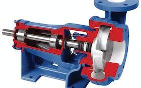 Effluent Pumps - Vertiflo Pump 1400 horizontal end suction pump