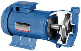 Sewage Pump - Vertiflo Pump Company Model 1312