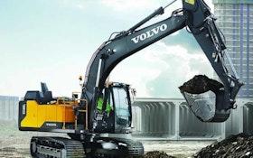 Excavation Equipment - Volvo Construction Equipment EC160E