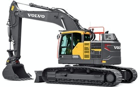 Excavation Equipment - Volvo Construction Equipment ECR355E