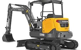 Excavation Equipment - Volvo Construction Equipment ECR40D