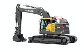 Volvo Construction Equipment ECR355E short-swing crawler excavator