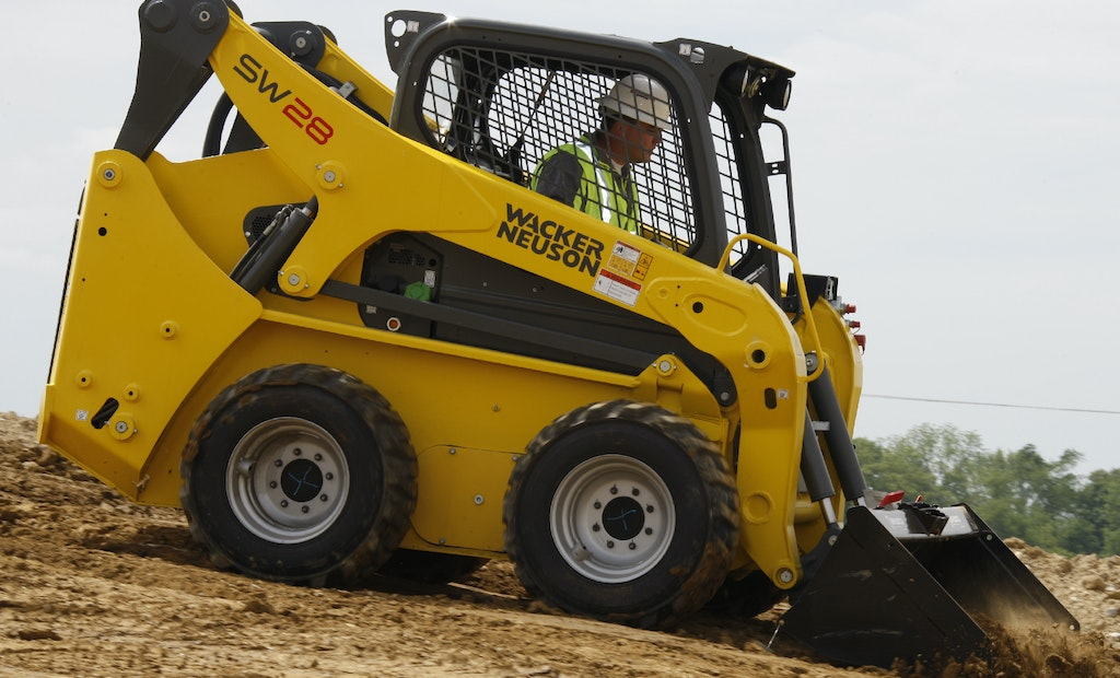 Comparing Wheeled Skid-Steers vs. Compact Track Loaders