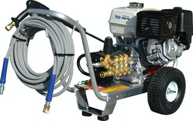 Pressure Washer/Sprayer - Water Cannon Inc. -  MWBE pressure washers