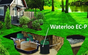 Phosphorus Removal System - Waterloo EC-P phosphorus removal system