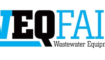 More Exhibitors Sign Up for Wastewater Equipment Fair