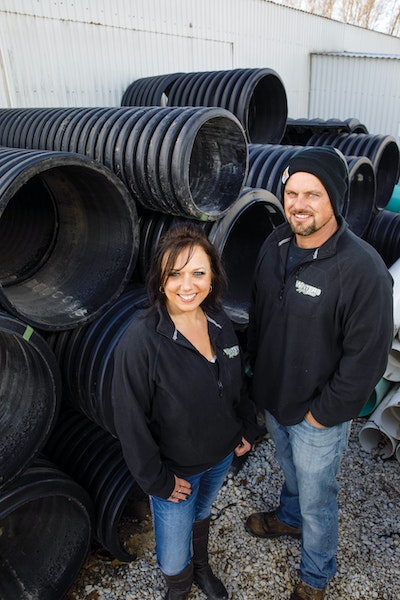 Amanda and Trent Winters Find Their Way Into the Onsite Industry and Love It