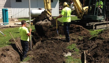 Installing Septic Systems With Management in Mind