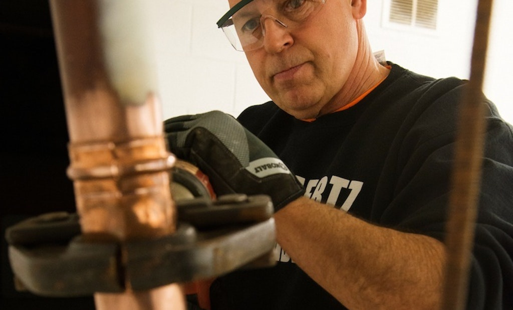Pennsylvania Plumber Pumps Up Profits