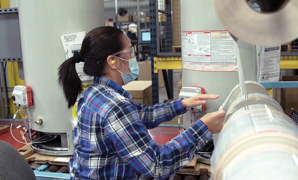 Bradford White Keeps Focus on Customers