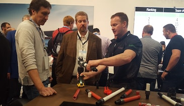 AHR Expo Vendors Provide Plumbers Easier Solutions