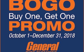 General Pipe Cleaners Announces 2018 Fall BOGO Promotion