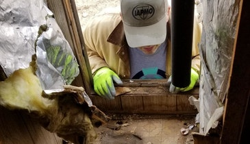 Community Plumbing Challenge: Teams Get Started on Work in New Mexico