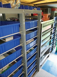 Jobs Made Easier and Faster With Custom Storage