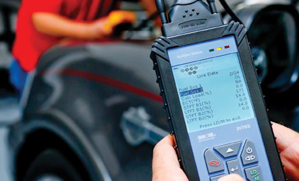 Decoding Diagnostics: Take Control of Truck Repair With a Scanning System