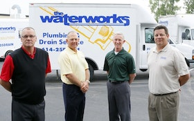 Waterworks Reinvests in Plumbing Success