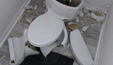 Beware of Exploding Toilets in a Thunderstorm