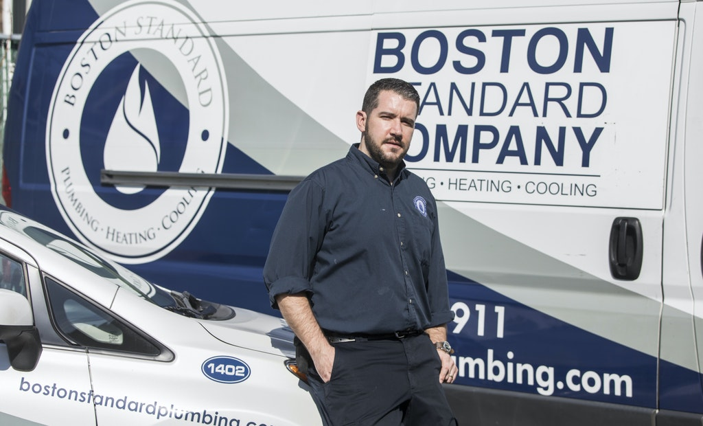Transit Vans Provide Plumbing Firm Functionality and Flexibility