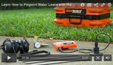Track Down Hard-to-Find Water Leaks with the Gen-Ear