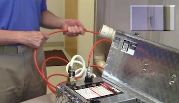 Easy-to-Use Portable Jetter Maximizes Drain Cleaning Power