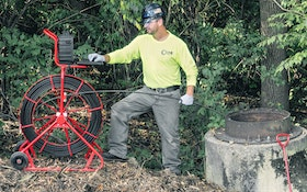 Hitting the Mark: Explorer Camera Pinpoints Drainage Issue