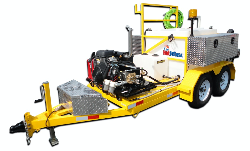 How to Keep Your Jetter in Top Performance When Temperatures Drop