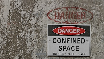 The Dangers Of Confined Spaces