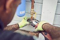Snapshot: Plumbers At Work