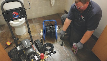 HotJet USA's Cart Jetters Provide Powerful Jetting in a Portable Package