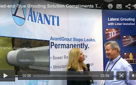 Tried-and-True Grouting Solution Complements Trenchless Technologies