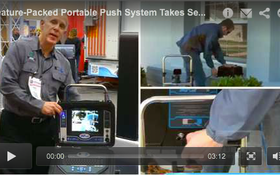 Feature-Packed Portable Push System Takes Sewer Inspections to the Next Level