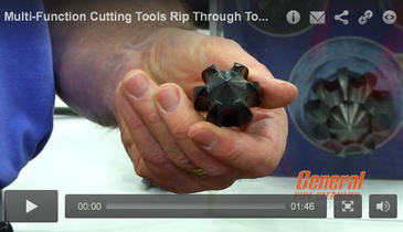 Multi-Function Cutting Tools Rip Through Tough Stoppages