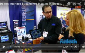 Wireless Interface Streamlines Pipeline Inspections