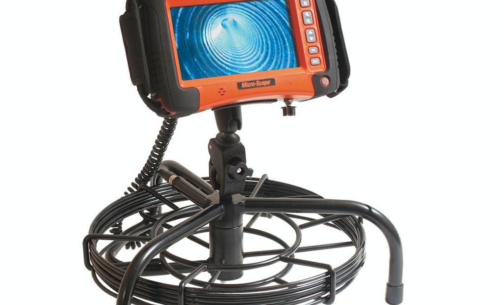 Gen-Eye Micro-Scope2 Offers Small-Line Inspection in a Flash