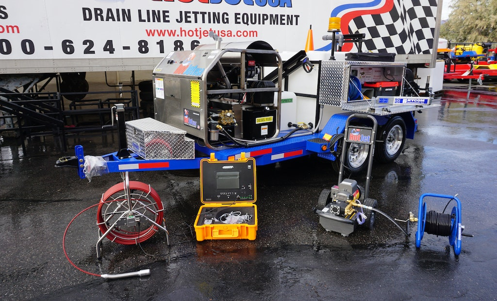 Want to Add Drainline Cleaning to Your Plumbing Business?