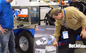 Need a Jetter in Your Van or Truck?
