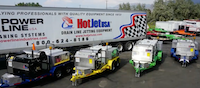 HotJet II is the Professionals' Choice for Sewer and Drain Cleaning