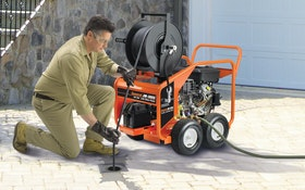 Brawny Jetter Packs a Punch to Break Up Tough Blockages