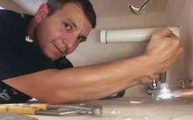 Army Veteran Credits Plumbing With Giving Him a Satisfying Career Path