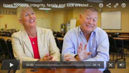 Howe honesty, integrity, family and luck created a plumbing juggernaut