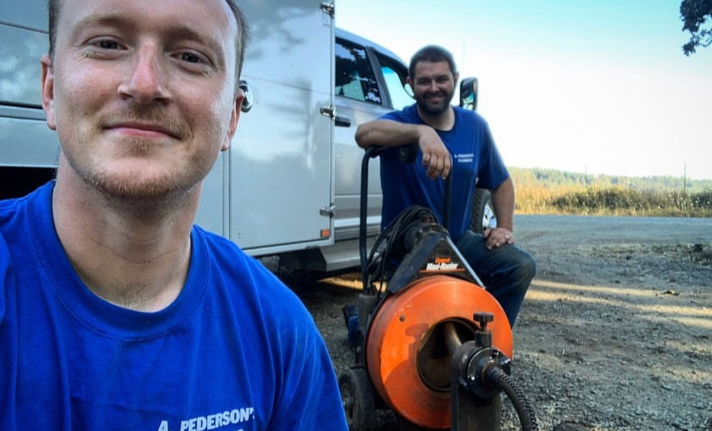 Oregon Plumbing Pro Cuts Roots and Downtime With General's Maxi-Rooter