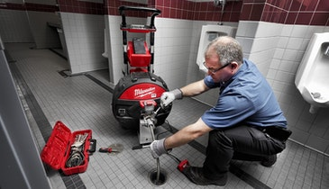 How to Select the Right Cordless Drain Cleaning Machine