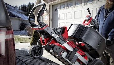 New Drain Machine Uses Cordless Technology to Reduce Worker Injuries During Transportation