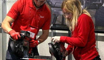 Milwaukee Tool Showcases Upcoming Equipment Releases