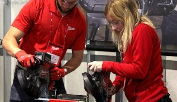 Milwaukee Tool Showcases Upcoming Equipment Releases