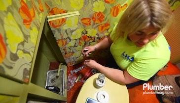 Plumber Enjoys Customer Interaction Aspect of the Job