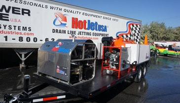 HotJet USA Announces the Platinum Series 4-in-1 Combo Vac 'N Jet System